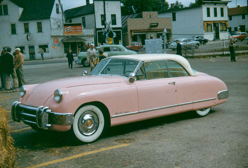 Pink-Car