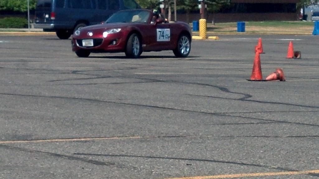Dean's Mazda Miata MX-5