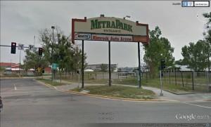 metrapark-entry